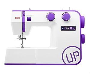 Alfa STYLE UP 40 - Máquina de coser, color morado de Alfa