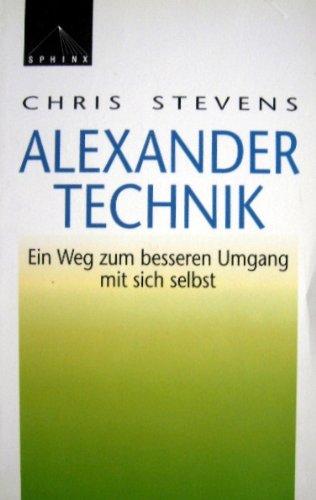 Alexander Technik.