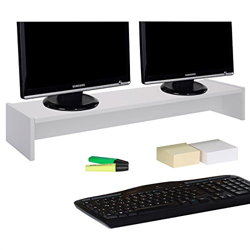 CARO-Möbel Monitorständer Zoom f...