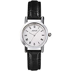 Student casual leather strap watch/Fashion quartz watch/Simple casual watches-D