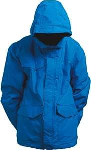 Billabong Boy's Stance Snow Jacket - Spray Blue, Age 8