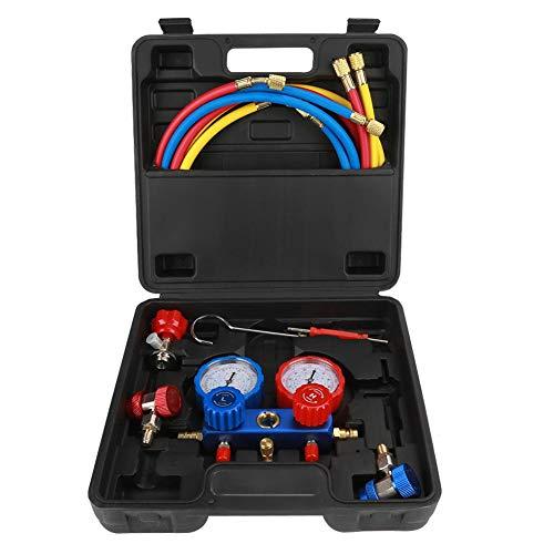 Adapta R134a Conjunto medidor refrigerante aire acondicionado
