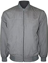 Mens Summer Lightweight Jacket Grey