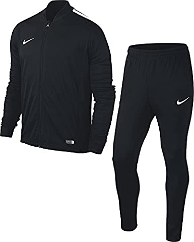 Nike - Academy16 Knt - Survêtement - Homme - Noir (Noir/Blanc) - M