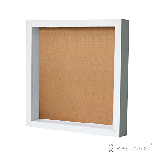 RayLineDo-Marco fotos blanco profundidad, objetos