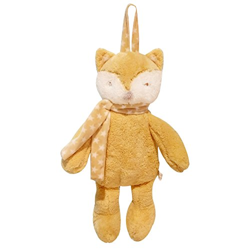 Kenmont Coperta del Bambino con Coccole Carin Cuscino Unicorno Fox (Volpe)