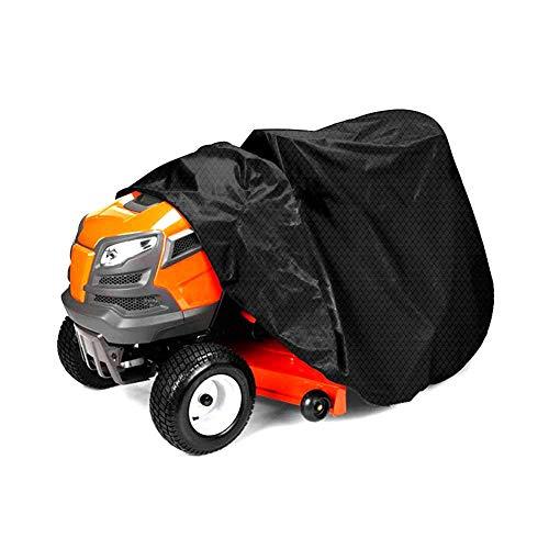 QEES Housse de Protection imperméable pour Tracteur de pelouse