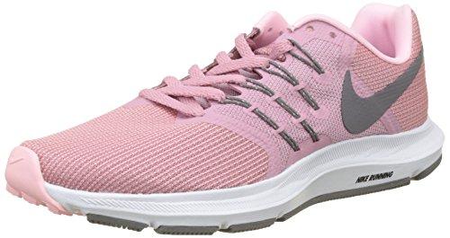 Nike Wmns Run Swift, Zapatillas de Running para Mujer, Rosa (Elemental Pink/Gunsmoke/Arctic 600), 40.5 EU