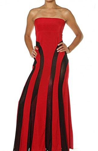 YALI 1 (Intero Costume Rosso)