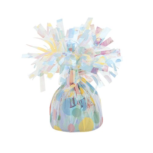 unique-party-4928-poids-ballon-pois-pastel