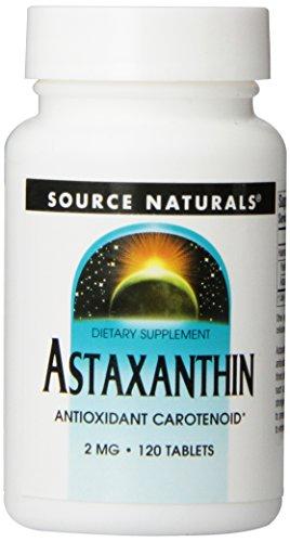 Astaxanthin 2 mg 120 Tabletten