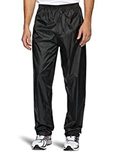 Regatta Packaway II Men's Leisurewear OverTrouser - Black, X-Small