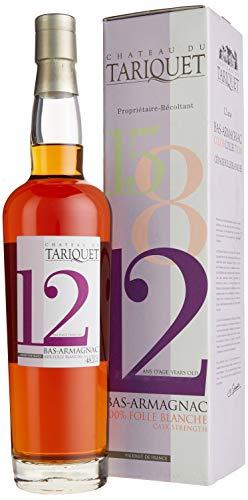 Tariquet Whisky Bas-Armagnac Purple 12 Years (1 x 0.7 l)