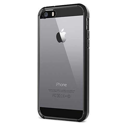 iphone-5-5s-se-case-spigenr-ultra-hybrid-black-new-air-cushion-technology-premium-bumper-protection-