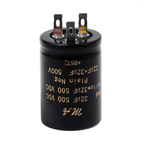 250-450V AC 200uF Motor Start Run Condensatore CD60 Alta qualit/à Bogji