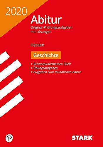 STARK Abiturprüfung Hessen 2020 - Geschichte GK/LK