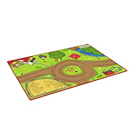 2542442 Farm Playmat