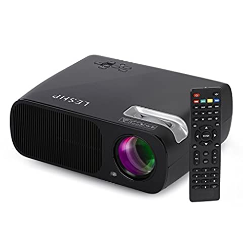 GraceU 3200 Lumen Projektor LCD Full HD Beamer BL20 Multimedia