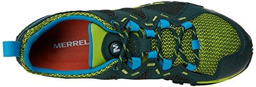 Merrell Tetrex Rapid Crest, Chaussures Pour Sports Aquatiques Homme Vert anis