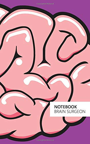Brain Surgeon - Notebook:A5