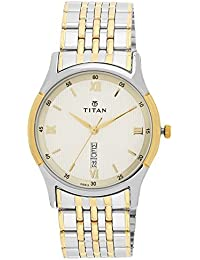 Titan Analog Multi-Colour Dial Men's Watch-NK1636BM01