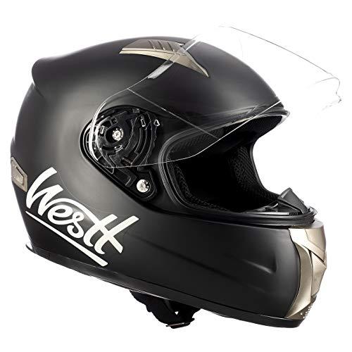 Westt® Storm · Casco Moto Integral Motocicleta