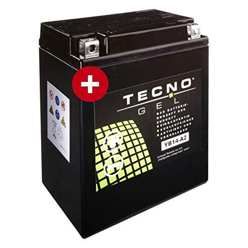 Tecno YB14-A2 Gel Batterie CB 750 F2 Seven Fifty 1992-2003