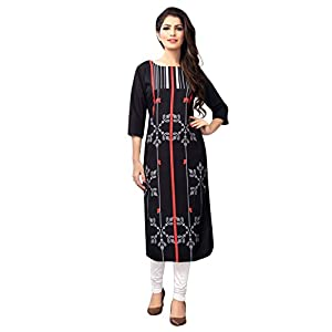 1 Stop Fashion Women's Straight Kurta