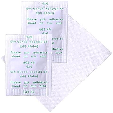 100Pcs pulizia rilievo del piede Detox Patch disintossica le tossine adesivo Health Care