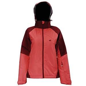 2117 OF SWEDEN OFFERDAL JACKET 13/14 Damen Skijacke Snowboardjacke 10K 7613922 (095 ROSERED - rot, 34)