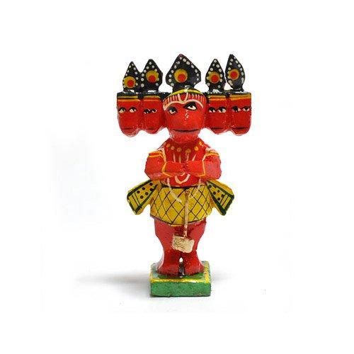 fantastik-figura-madera-dios-hindu-hannuman