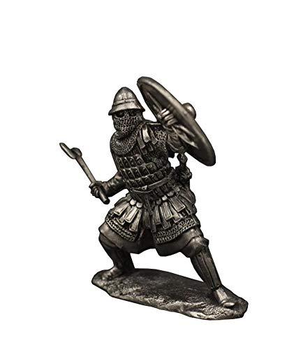 SDBRKYH Escultura Medieval Caballero, Colección Decorativos artesanal