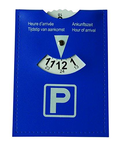 HP Autozubehör 19941 Parkscheibe Kunstleder