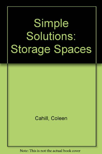 Simple Solutions Storage Space