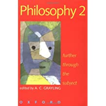 Philosophy 2: Further Through the Subject: Further Through the Subject Vol 2