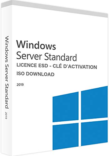 Microsoft Windows Server 2019 Standard - Lizenz