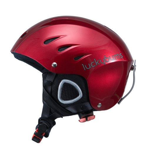 lucky-bums-snow-sport-helm-mit-fleece-liner-grosse-l-rot-rot