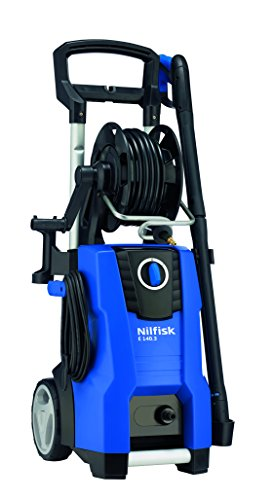 Nilfisk E 140.3-9 X-Tra Pressure Washer with 2.1 KW Induction Motor