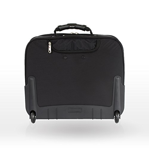 Best swiss gear bags in India 2020 Swiss Gear 10 Ltrs Black Softsided Briefcase (87732253) Image 2