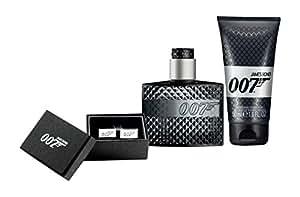 James Bond 007 Eau De Toilette Spray and Shower Gel Gift Set for Men 50 ml