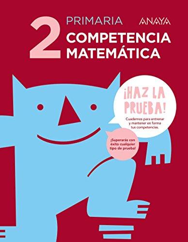 Competencia matemática 2. (¡Haz la prueba!) - 9788469831342