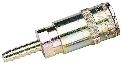 Draper 51414 Vertex Druckluftkupplung 1/4-Zoll-Bohrung mit Muffenverbindung
