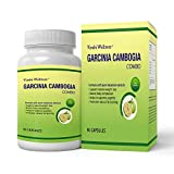 Pure Herbal 100% Natural Garcinia Cambogia Combo for weightloss, slimming, appetite control, fat