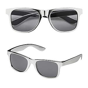 WIDMANN 01105?Gafas Metallic, One Size