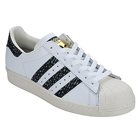 adidas Superstar 80s chaussures 6,0 white/off