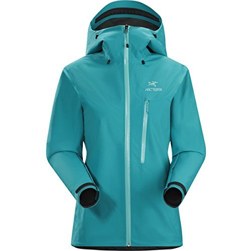 Arc'teryx Alpha SL Jacket - Women's Cerulean X-Small by Arc'teryx Alpha Sl Jacket