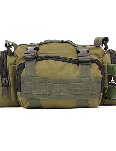 ZQ 10 L Rucksack Multifunktions Armeegrün Oxford acu color