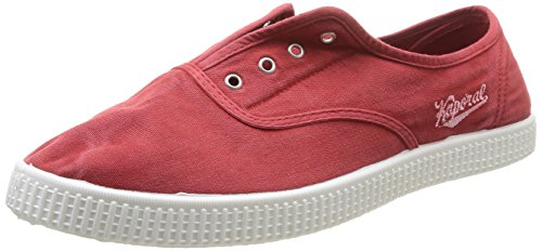 Kaporal Vyns, Chaussures bateau homme Rouge