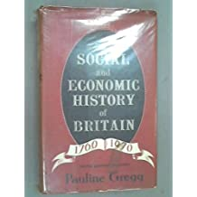 Social and Economic History of Britain, 1760-1970