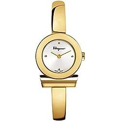 Salvatore Ferragamo Reloj Analogico para Mujer de Cuarzo FQ5040013